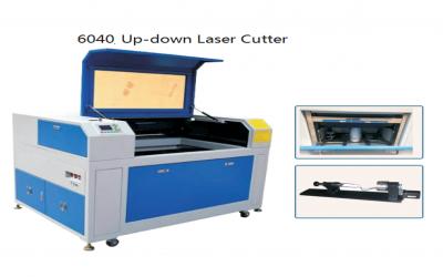 6040 UP down laser cutter & engraver