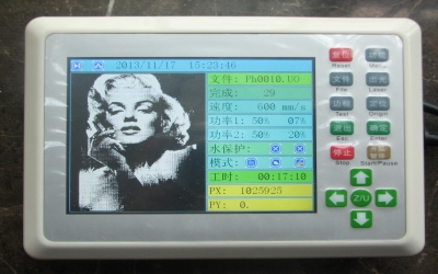 LC980-B color display PH controller system